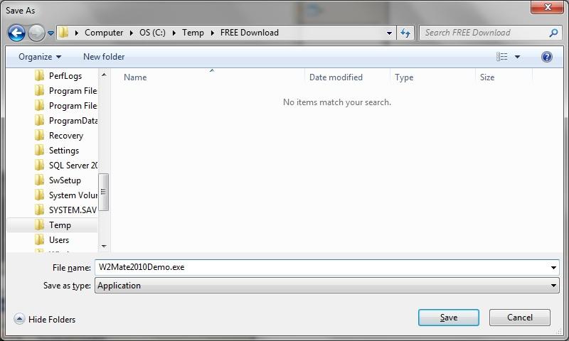Free W2 Software | W-2 Free Software | W2 Software Free Download