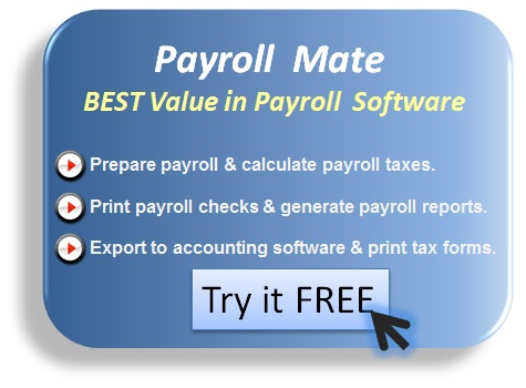 Payroll Mate Best Value in Payroll Software