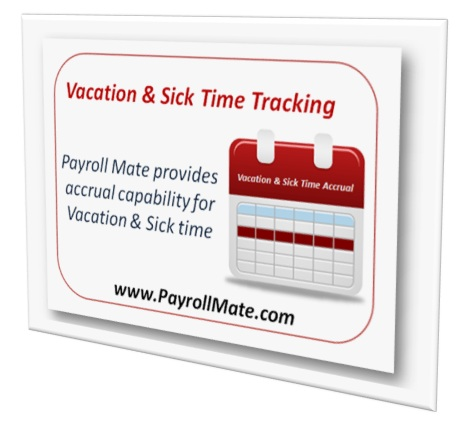 Payroll Vacation Tracking in Payroll Software