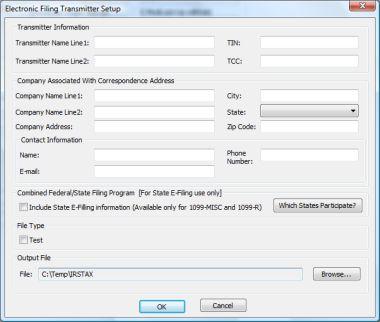 E-File 1099-MISC