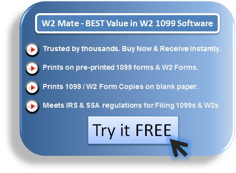 FREE MISC 1099 Software